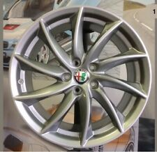 "Alfa Romeo Giulia 18"" Alloy Wheel 156119162 Genuine"