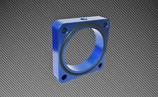 Torque Solution Throttle Body Spacer (Blue) Fits Subaru BRZ / Scion FR-S 2013+
