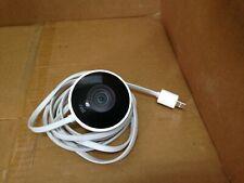 Google Nest Cam NC2100ES Outdoor Security Camera - White - Model: A0033