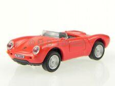 Porsche 550 A Spyder red diecast model car C711ND-018 Cararama 1/72
