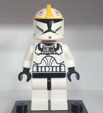 LEGO Star Wars Minifigur Clone Trooper Pilot (2008) sw0191