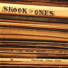 Shook Ones - Facetious Folly Feat LP - Colored Vinyl Record NEW Album
