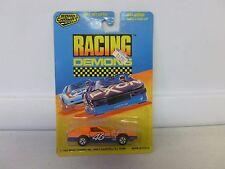 Road Champs Racing Demons 1987 Corvette Blue No 6650
