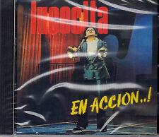 """LUCECITA -"""" EN ACCION..! - CD /  POR PRIMERA VEZ EN CD ."""