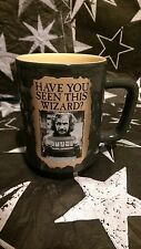 Sirius Black Wanted Mug Harry Potter Warner Bros London Tour Exclusive