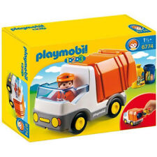 Playmobil 1 2 3 Recycling Truck 6774 NEW