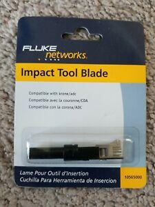 Fluke Networks 10665000 BIX Punchdown Tool Blade D814/D9 krone  FAST SHIPPING