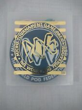 The World Pog Federation Micro Tournament Game Pack