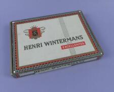 Original Vintage Henri Wintermans Excellentes Cigar Box (Empty)