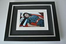 Sophia Loren SIGNED 10x8 FRAMED Photo Autograph Display Hollywood Film & COA