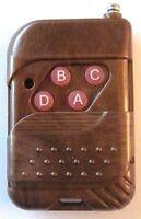 Universal Rf Transmitter Dby Technology Garage Door Light