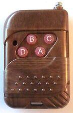 Universal RF transmitter DBY Technology garage door light motorized gate remote
