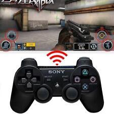 Manette de jeu sans fil Bluetooth Manette de jeu pour cadeau PlayStation PS3