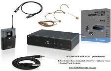 Sennheiser XSW 1 Cl1 - Sistema Wireless per Strumenti