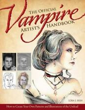 Official Vampire Artist's Handbook, The: How to Create Your Own Patterns and Ill