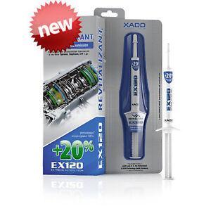 XADO EX120 BOX Automatic Gearbox & CVT/Tiptronic Restorer Oil Additive Treatment