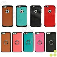 """Hybrid Shockproof Rugged Heavy Duty Hard Case For iPhone 6 4.7"""" / 6S Plus 5.5"""""""
