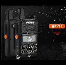 BAOFENG T1 MINI Two Way Radio BF-T1 Walkie Talkie