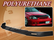 FOR 96-98 HONDA CIVIC EK T-M POLY URETHANE PU FRONT BUMPER LIP SPOILER BODY KIT