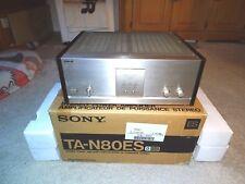 Sony TA-N80ES MKIII Endstufe Bolide OVP, top gepflegt, Champagner, 2J.Garantie