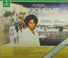 2-CD-Box PUCCINI - la boheme, Conlon, first edition