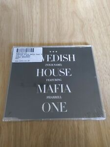 Swedish House Mafia : One CD new and sealed promo CD