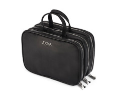 Zovea Professional Zoe Black Makeup Travel Bag & Free Dust Bag - NEW