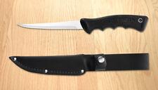 """RADA R210 SPORTSMAN KNIFE W/ SCABBARD O.A. 10-1/4"""" USA LIFETIME WARRANTY 1168"""