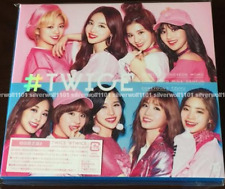 New TWICE Japan Debut Album #TWICE First Limited Edition B CD+DVD+Card WPZL31298