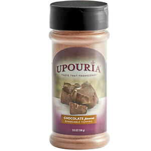 UPOURIA 5.5 oz. Shakeable Coffee Topping (select flavor below)