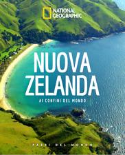 Paesi del Mondo, National Geographic n° 4 NUOVA ZELANDA Centauria editore