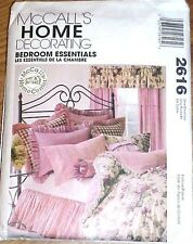 McCall's 2616 OOP BEDROOM ESSENTIALS from Home Center