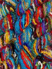 3000gms. Himalaya Recycled PURE SARI Silk Yarn Knit Crochet