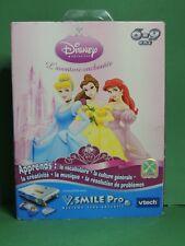 Jeu L'aventure enchantée Disney Princess pour console V.Smile Pro Vtech