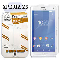 Genuine Gorilla Tempered Glass By GT Film Screen Protector For Sony Xperia Z5