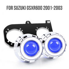 Tailor-Made For Suzuki GSXR600 2001 -2003 Projecror lens LED 55W  Hid Light Blue