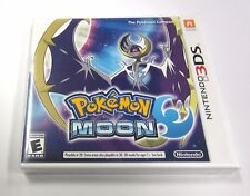 Pokemon Moon for Nintendo 3DS  Pokémon Moon New Factory Sealed Free Shipping