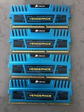 CORSAIR Vengeance 16GB (4 x 4GB) DDR3 1600 (PC3 12800) Desktop Memory Ram