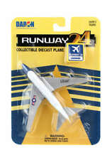 Runway24 Rw800 Air Force One Airplane Boeing 747 Donald Trump 1:500 Scale
