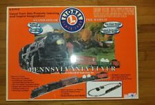 Lionel Pennsylvania Flyer train set 6-31913, O-27 Scale