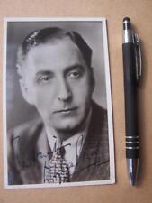 Douglas Byng  comedian    Autograph (BC1)