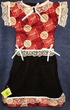 **NEW** Handmade Coca-Cola Coke Cola Black Oven Door Dress Kitchen Towel #748