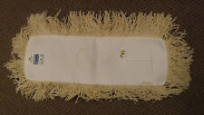 """24 Pack Lot Algoma 18 """" Industrial Dust Mop Refill Head USA MADE  Fringe, Cotton"""