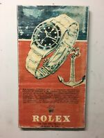Rolex Vintage 6538 submariner ad Art  Distressed design for home decor  Style