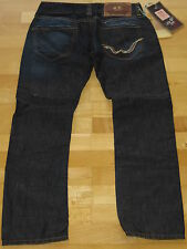 REPLAY femmes 7/8 JEANS TAILLE W28 Bleu NEUF VD1031 RISO AMARO 7/8