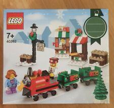 Lego 40262 Saisonal Weihnachtszug Neu & Ungeöffnet