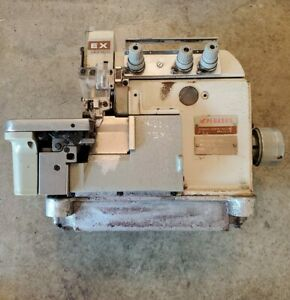Pegasus EX Serger or Heavy Duty Sewing Machine for leather etc MDL EX5204-32R2