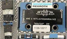 REXROTH WEGE-Schieberventil-direktgesteuert+Magnetbetätigung-4WE 6 W73-61