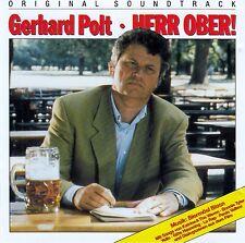 GERHARD POLT - HERR OBER! - ORIGINAL SOUNDTRACK / CD (VIRGIN 1992)