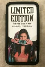 Victoria Secret Love Pink Rubber Iphone Case 4/4S Black/White Limited Edition